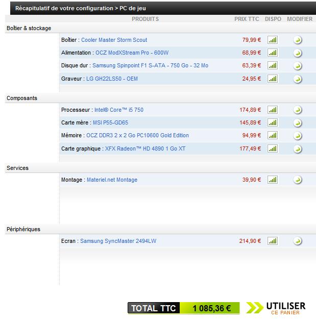 Quel pc choisir page 2 hardware forum fr for Quel ecran pc 4k choisir