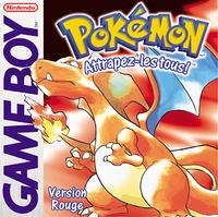 Pokémon Versions Rouge, Bleue et Jaune