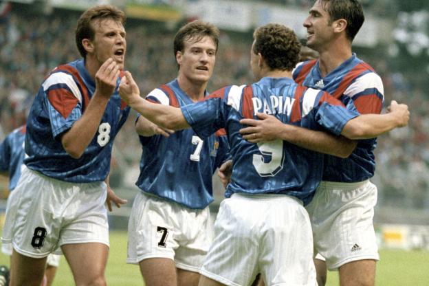 Florilège des grands moments de l'Équipe de France