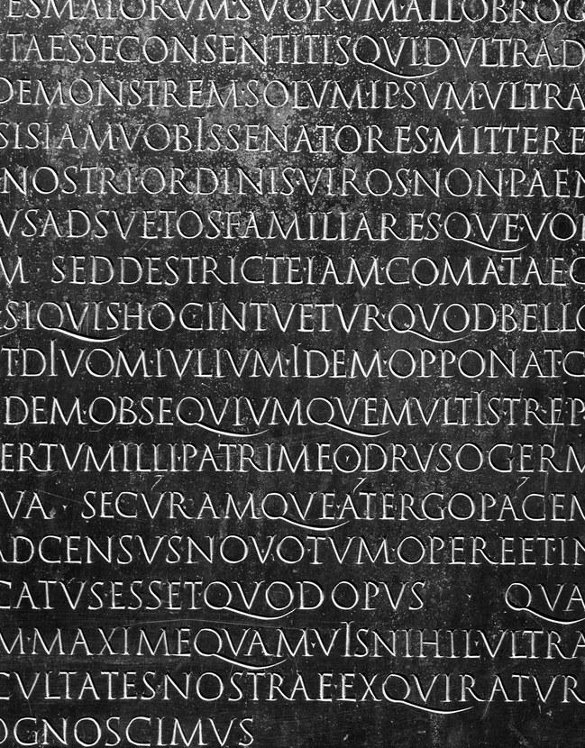 Ces expressions latines que l'on utilise en français