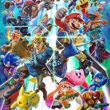 Les jeux Super Smash Bros.