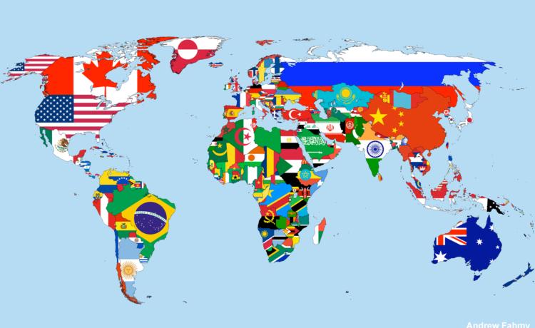 Les surnoms des pays