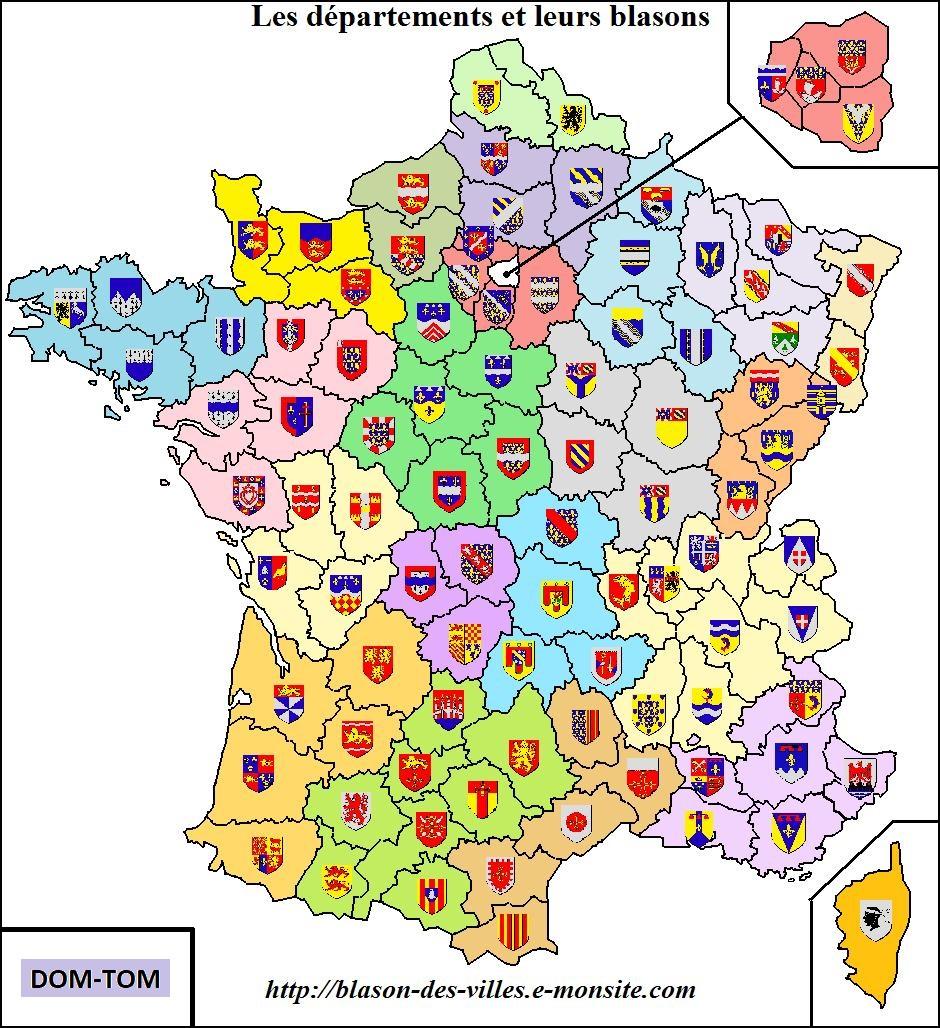 Armorial des communes françaises