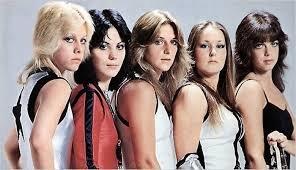 Les rockeuses