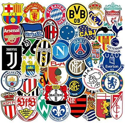 Les logos des clubs de football (Volume II)
